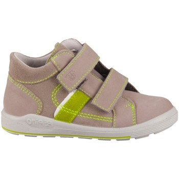 Chaussures Enfant Baskets basses Ricosta Laif Vert, Beige