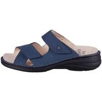 Chaussures Femme Mules Finn Comfort Melrose Bleu marine