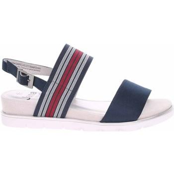 Chaussures Femme Sandales et Nu-pieds Jana 882820826805 Bleu marine