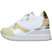 Chaussures Femme Baskets montantes Apepazza S1HIGHNEW07/NYL JAUNE