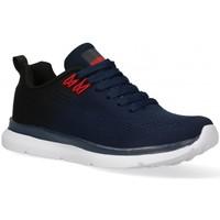 Chaussures Homme Baskets basses Air 58848 bleu