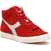 Chaussures Homme Baskets montantes Diadora 95658ROUGE Rouge