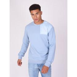 Vêtements Homme Sweats Project X Paris Sweat-Shirt Bleu Ciel