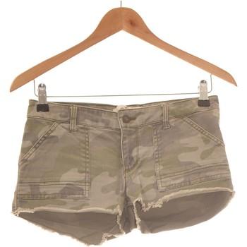 Vêtements Femme Shorts / Bermudas Hollister Short  34 - T0 - Xs Gris