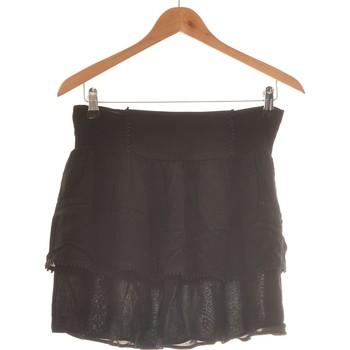 Vêtements Femme Jupes Springfield Jupe Courte  36 - T1 - S Noir