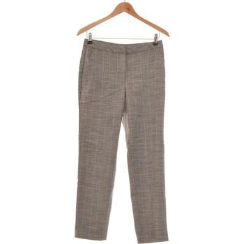 Vêtements Femme Pantalons H&M Pantalon Bootcut Femme  36 - T1 - S Gris
