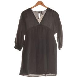 Vêtements Femme Robes courtes Zara Robe Courte  34 - T0 - Xs Noir