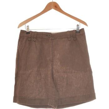 Vêtements Femme Shorts / Bermudas H&M Short  38 - T2 - M Marron