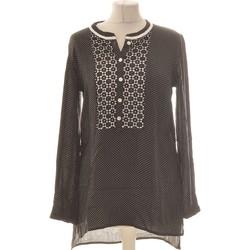 Vêtements Femme Tops / Blouses Miss Captain Blouse  34 - T0 - Xs Noir