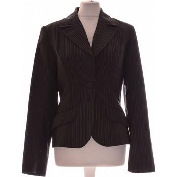 Vêtements Femme Vestes / Blazers Ici Et Maintenant Blazer  38 - T2 - M Noir