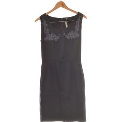 Vêtements Femme Robes courtes Naf Naf Robe Courte  38 - T2 - M Bleu