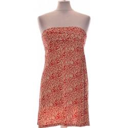 Vêtements Femme Robes courtes Manoukian Robe Courte  36 - T1 - S Rouge