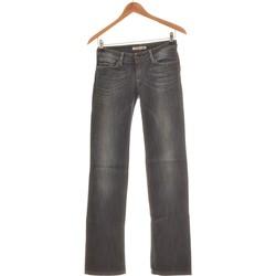 Vêtements Femme Jeans droit Salsa Jean Droit Femme  36 - T1 - S Bleu
