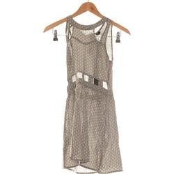 Vêtements Femme Robes courtes H&M Robe Courte  34 - T0 - Xs Gris