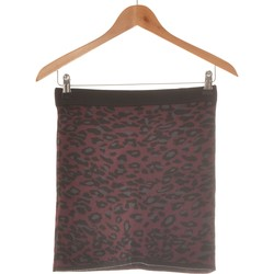 Vêtements Femme Jupes Promod Jupe Courte  34 - T0 - Xs Violet