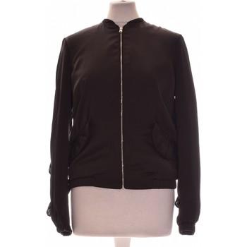 Vêtements Femme Blousons Zara Veste Mi-saison  34 - T0 - Xs Noir