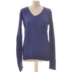 Vêtements Femme Pulls Galeries Lafayette Pull Femme  36 - T1 - S Bleu