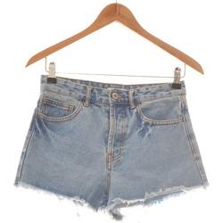 Vêtements Femme Shorts / Bermudas Forever 21 Short  36 - T1 - S Bleu