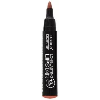 Beauté Femme Rouges à lèvres Fashion Make Up Fashion Make-up - Rouge à lèvres Feutre Semi-Permanent 1... Rose