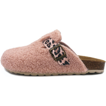 Chaussures Femme Chaussons Billowy 7055C08 Rose