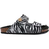 Chaussures Femme Mules Billowy 7058C25 Noir