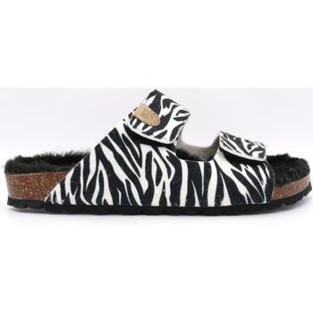 Chaussures Femme Mules Billowy 7058C26 Noir