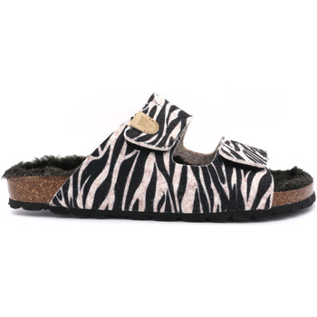 Chaussures Femme Mules Billowy 7058C27 Noir