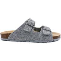 Chaussures Femme Mules Billowy 7059C14 Gris