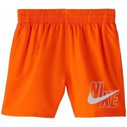 Vêtements Garçon Maillots / Shorts de bain Nike MAILLOT DE BAIN GARÇON  NESSA771 Orange