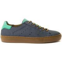 Chaussures Femme Baskets basses Montevita 71829 BLUE