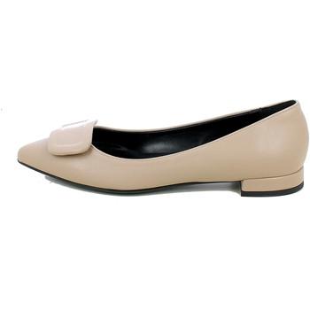 Chaussures Femme Ballerines / babies L'angolo 521T140.09_36 Beige
