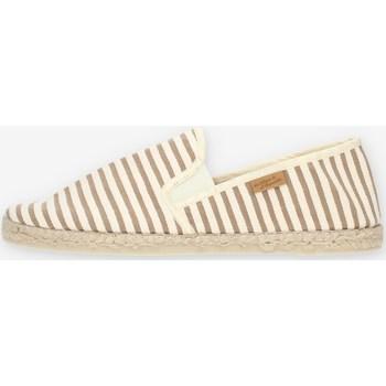 Chaussures Homme Espadrilles La Maison De L'espadrille 101VE4543 Beige