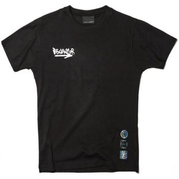 Vêtements Homme T-shirts manches courtes Disclaimer T-shirt Energy noir Noir