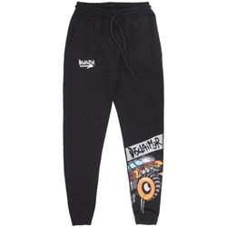Vêtements Homme Pantalons de survêtement Disclaimer Pantalon de survtement Monster Truck noir Noir