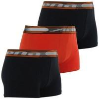 Sous-vêtements Garçon Boxers Athena SPORTPACK Noir
