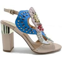 Chaussures Femme Sandales et Nu-pieds Exé Shoes Exe' NIKITA-240 Sandales Femme Rose