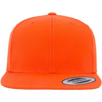 Accessoires textile Homme Casquettes Yupoong FF6089M Orange
