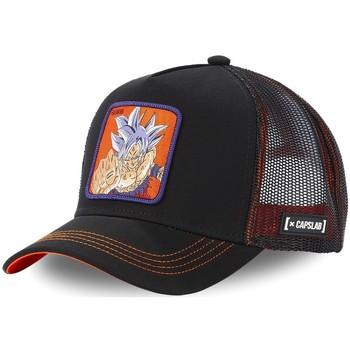 Accessoires textile Homme Casquettes Capslab Casquette trucker Dragon Ball Super Goku Ultimate Noir