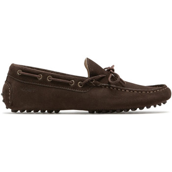 Chaussures Homme Mocassins Kost TAPALO CHOCOLAT CHOCOLAT