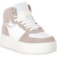 Chaussures Femme Baskets montantes Windsor Smith VANILLA THRIVE Bianco