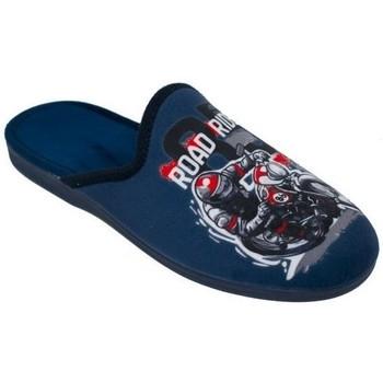 Chaussures Homme Chaussons Cbp - Conbuenpie  Bleu