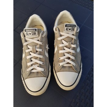 Chaussures Homme Baskets basses Converse Adulte Converse star player OX Gris