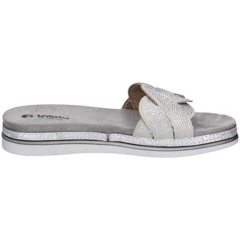 Chaussures Femme Claquettes Inblu SA 31 Argenté