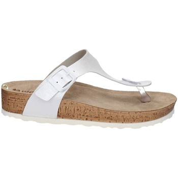 Chaussures Femme Tongs Inblu NM 20 BLANCHE