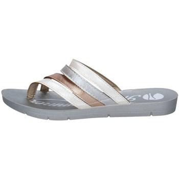 Chaussures Femme Mules Inblu ME 52 Blanc