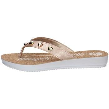 Chaussures Femme Tongs Inblu BM 53 LE CUIVRE