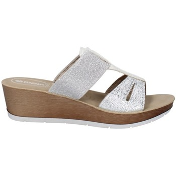 Chaussures Femme Mules Inblu RN 6 Blanc
