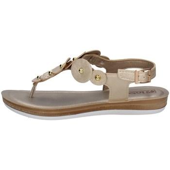 Chaussures Femme Tongs Inblu BA 31 Argenté