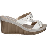 Chaussures Femme Mules Inblu AS 27 BLANCHE