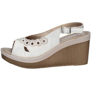 Chaussures Femme Sandales et Nu-pieds Inblu AS 25 Blanc